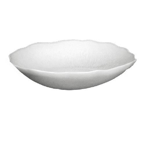 Jars Plume White Pearl Soup Bowl $55.00