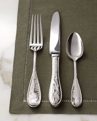 Japanese Bird Stainless 5 pc place setting collection with 1 products