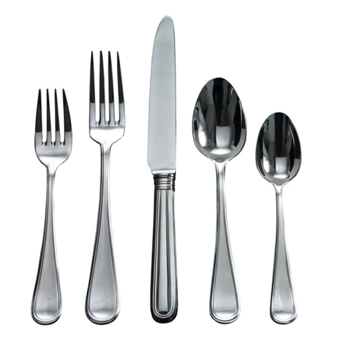 Ascot Stainless 5 piece place setting collection with 1 products