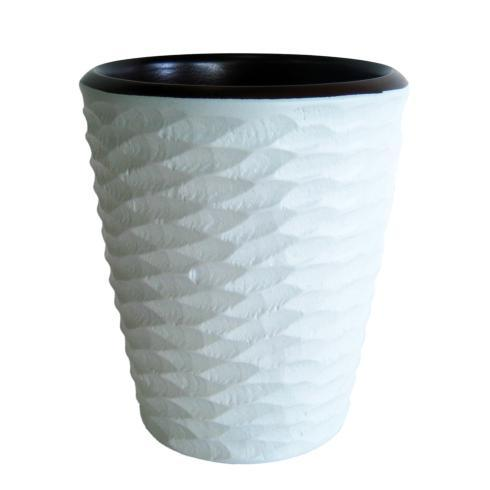 $24.95 White Honeycomb Utensil Vase