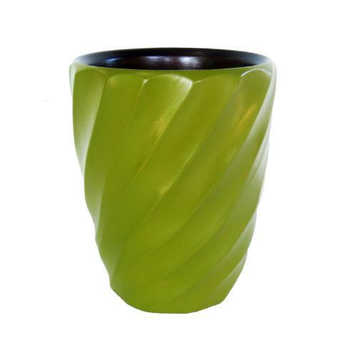 Avocado Spiral Utensil Vase