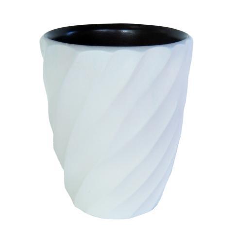 $24.95 White Spiral Utensil Vase