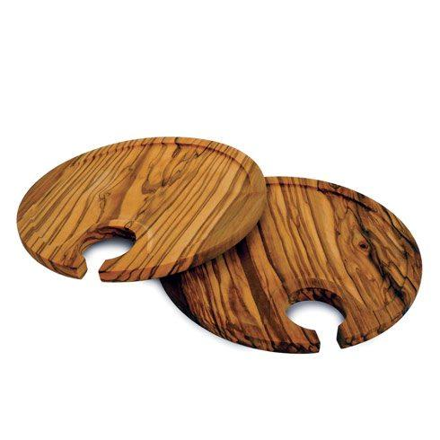 Olive Wood Appetizer Plate