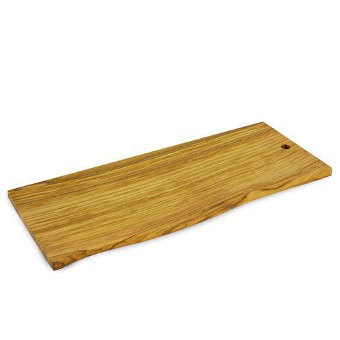 Large Olive Wood Live Edge Cutting Board