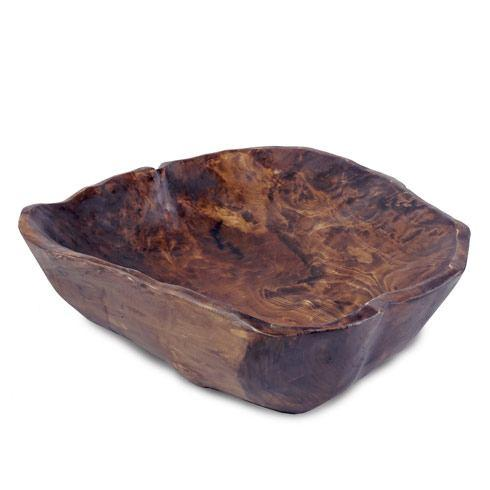 Enrico  RootWorks Stained Extra Large Root Decorative Bowl $95.95
