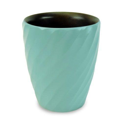 $24.95 Turquoise Spiral Utensil Vase