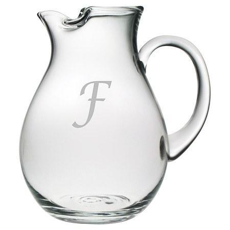 Susquehanna Glass   Round Pitcher $70.00