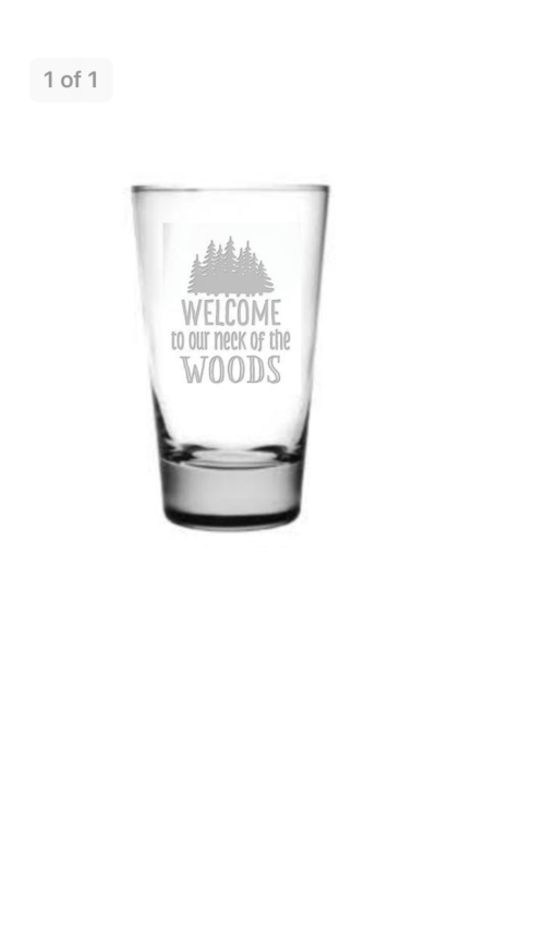 Susquehanna Glass   Our Neck of the Woods $17.00