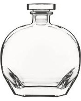 Susquehanna Glass   Luigi Bormioli Round Decanter $80.00