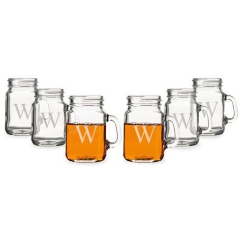 Susquehanna Glass   Mason Jar Glass $17.00