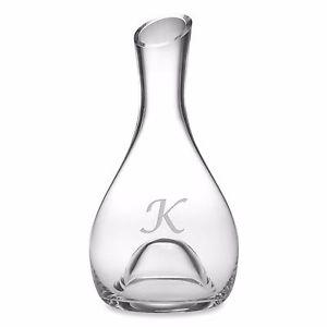 Susquehanna Glass   Punted Carafe  $70.00