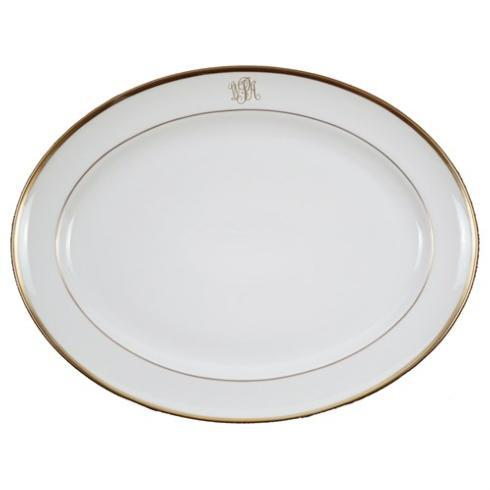 Pickard Signature   Large Oval Platter $267.00
