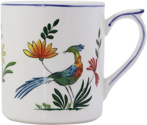Gien  Oiseaux De Paradis Mug XL $52.00