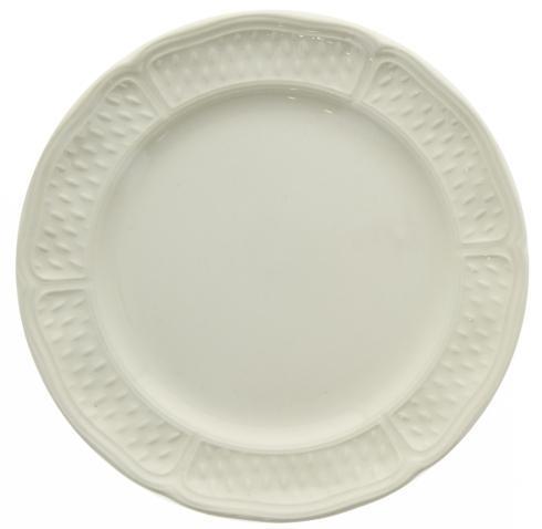 Gien  Pont Aux Choux White Canape Plates, Set of 4 $80.00
