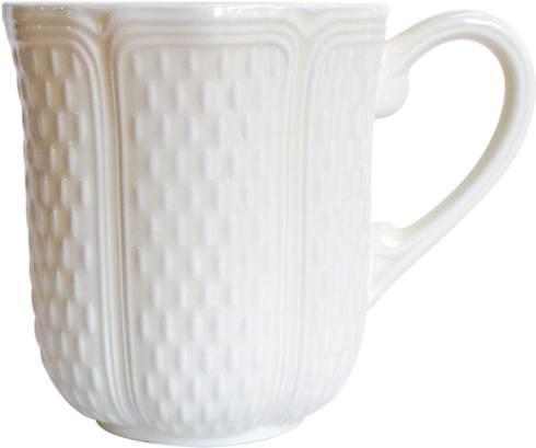 Gien  Pont Aux Choux White Mug $50.00