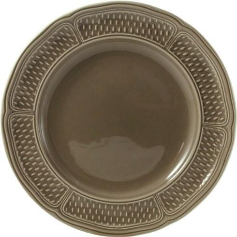 Gien  Pont Aux Choux Taupe Dinner Plate $43.00