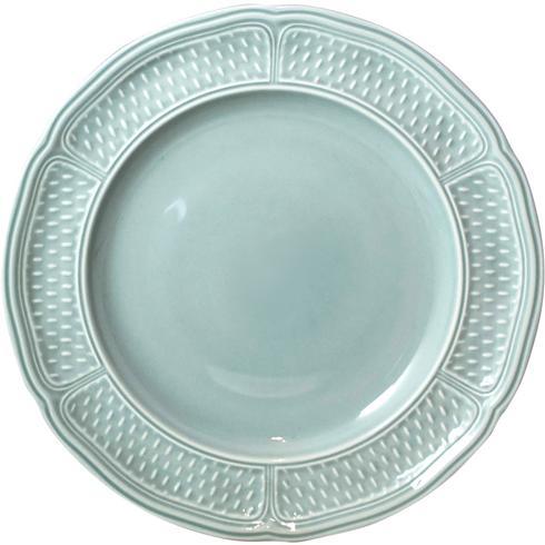Gien  Pont Aux Choux Celadon (Earth Grey) Dinner Plate $43.00