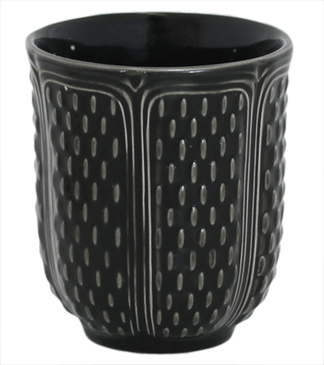 Gien  Pont Aux Choux Candles & Cups Tea Cup Midnight $40.00