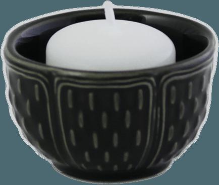Gien  Pont Aux Choux Candles & Cups Votive Midnight $23.00