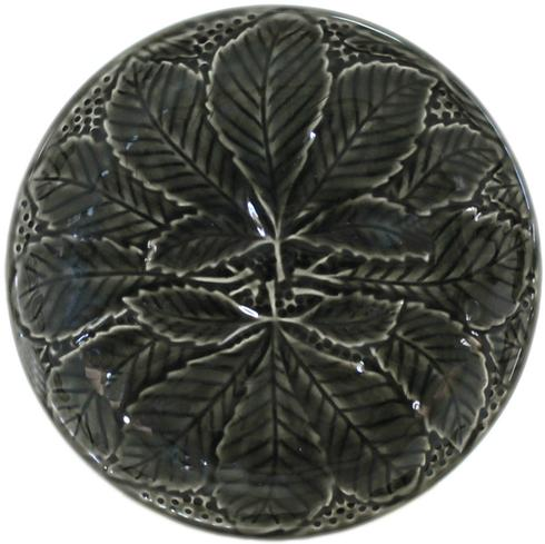 Canape Plate Set of 2 - Pepper