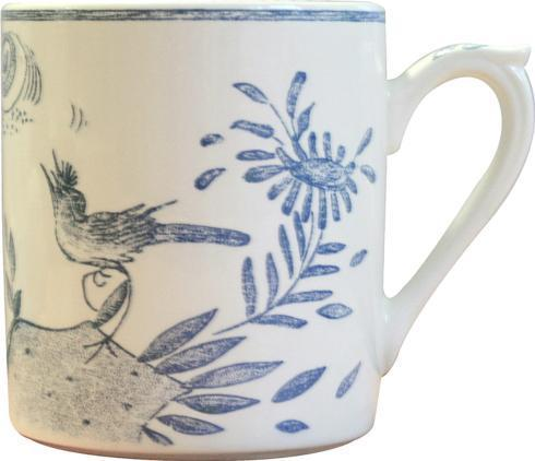 Gien  Oiseau Blue & White Mug $40.00