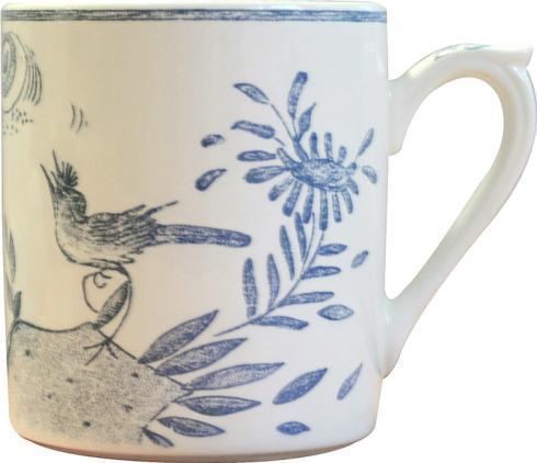 Gien  Oiseau Blue & White Mug $42.00