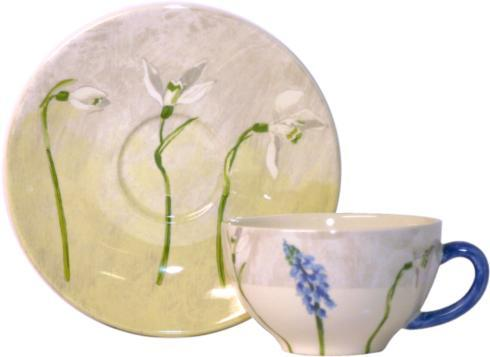 $174.00 Breakfast Cups & Saucers