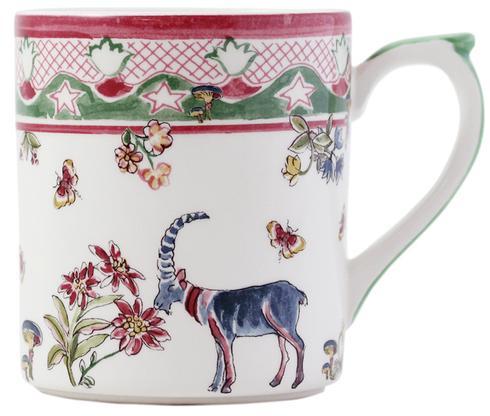 Gien  Jardins Imaginaire Mug XL $50.00