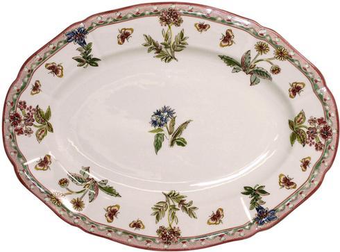 $198.00 Oval Platter