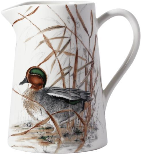 Gien  Sologne Pitcher - Duck $163.00