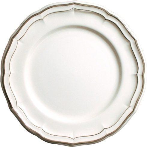 Gien  Filet Taupe Dinner Plate $47.00