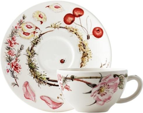 $84.00 Breakfast Cup and Saucer