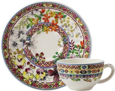 $71.00 Tea Cup and Saucer