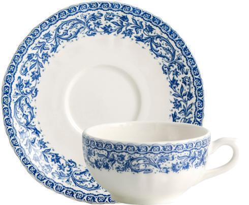 $136.00 Tea Cup and Saucer - Set of 2