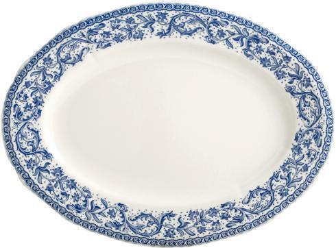 Gien  Rouen 37 Oval Platter, Medium $135.00