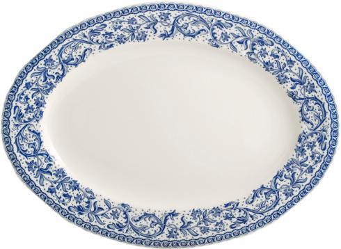 Gien  Rouen 37 Oval Platter, Large $170.00