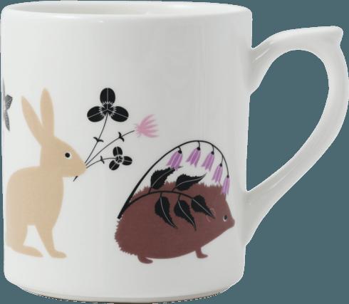 Gien  Le Secret Mug - Animals $42.00