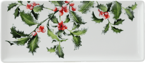 $130.00 Oblong Serving Tray
