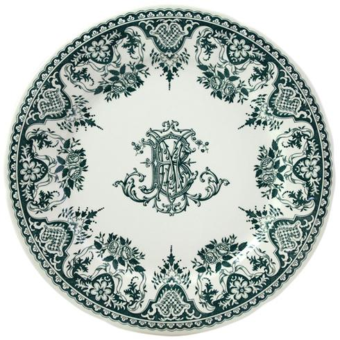 $45.00 Monogramme Dinner Plate