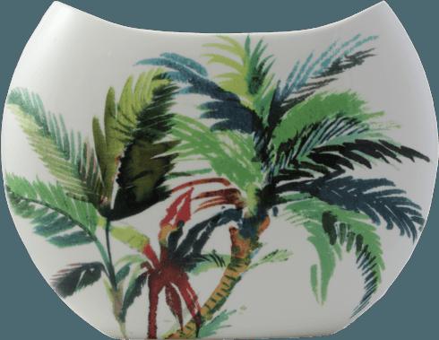 $344.00 Vegetal Halfmoon Vase, Large