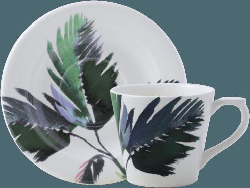 $72.00 Vegetal Tea Cup and Saucer