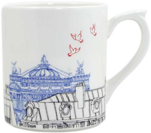 Gien  Ca C\'est Paris! XL Mug $52.00