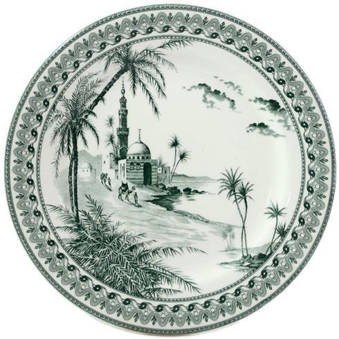 $35.00 Vue d\'Orient Dessert Plate