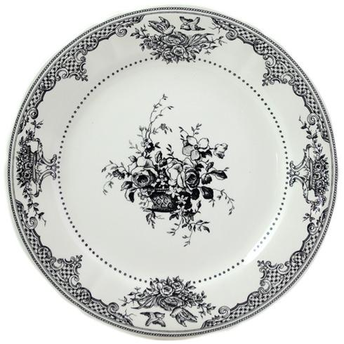 $45.00 Fleurs Dinner Plate