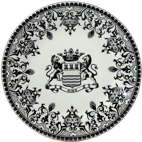 $45.00 Blason Dinner Plate
