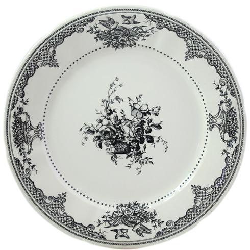 $35.00 Fleurs Dessert Plate