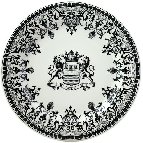 $35.00 Blason Dessert Plate