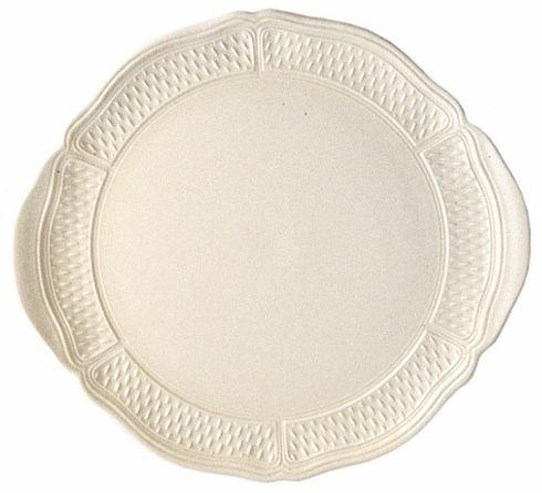 Gien  Pont Aux Choux Cream Cake Platter $75.00