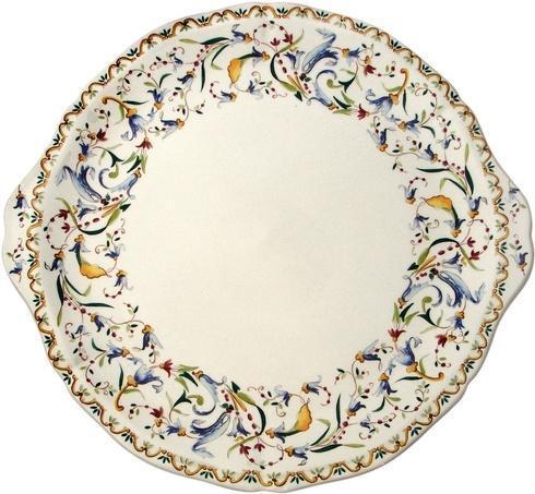 Gien  Toscana Cake Platter $120.00