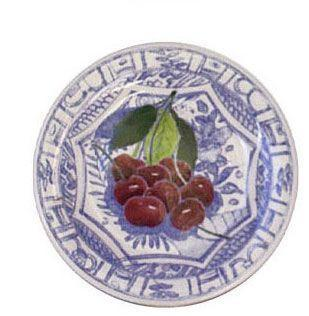 $32.50 Canape Plate, Cherry